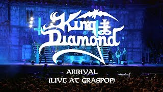 KING DIAMOND - Arrival (Live)