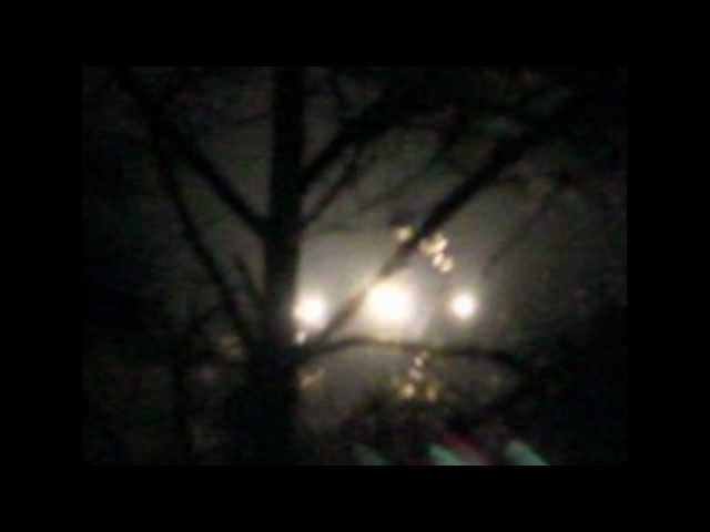"""UFO Footage I-10 N. Florida Very Strange 11 26 2011 """"Original Footage"""" As seen on """"Fact Or Faked"""""""