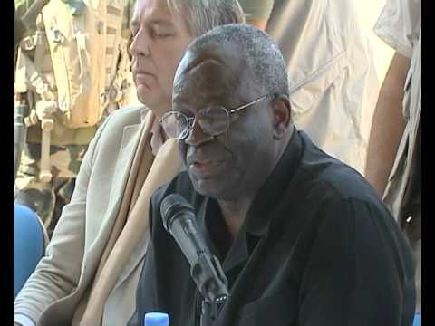 MaximsNewsNetwork: DARFUR AU-UN MISSION VISITS ZAM ZAM IDP CAMP (UNAMID)