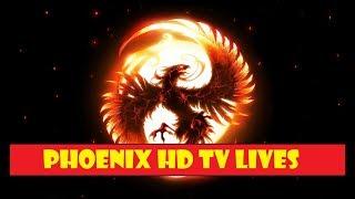Phoenix Tv HD Lives ! Brand New !