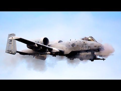 A-10 Thunderbolt Ii Jet Porn video