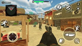 World War in Pacific FPS Shooting Survival,by PlatTuo Gaming Studio#2(HD)Android Gameplay.