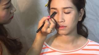 Hướng dẫn makeup đơn giản
