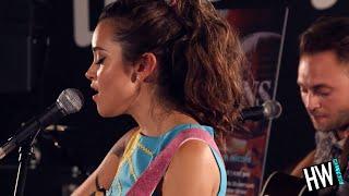 Megan Nicole 'Escape' LIVE Acoustic   Hollywire Sessions