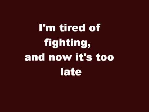 Stanfour - tired again lyrics
