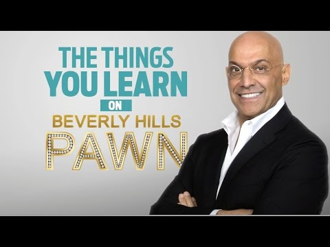 The Things You Learn on Beverly Hills Pawn: Deciphering Real from Fake Gold