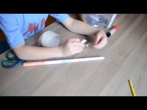 Как сделать настоящую волшебную палочку за 5 минут