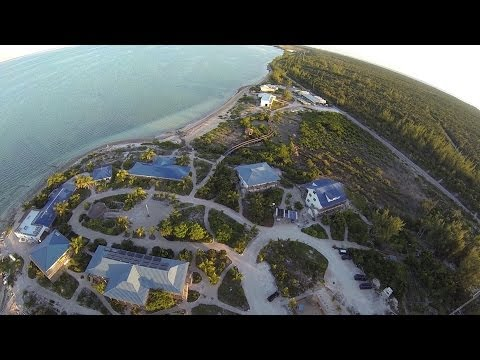 Cape Eleuthera Institute and The Island School from Above