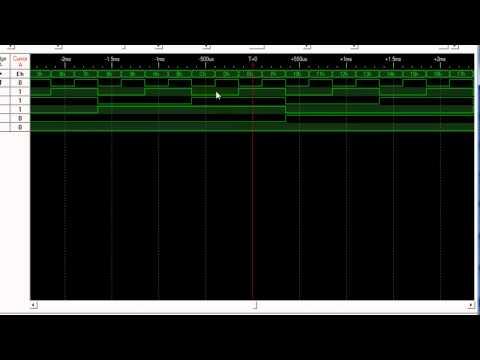 LogicPort USB Logic Analyzer Triggering on a Data Pattern