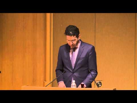 Dijsselbloem's speech in Japan: fiscal policy
