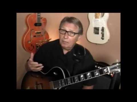 Smile Jazz Guitar Chord Melody With Rich Severson