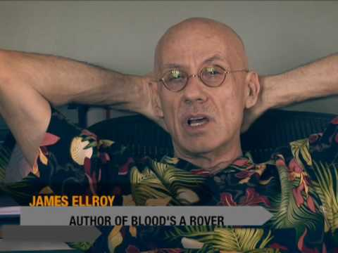 James Ellroy on his ultimate masterpiece, Blood's A Rover