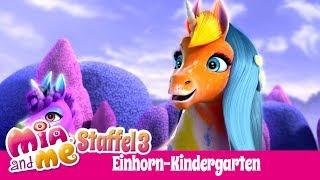 Farbenspaß im Einhorn Kindergarten - Mia and me - Season 3