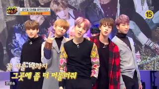 BTS perform Spring Day at Idol Party