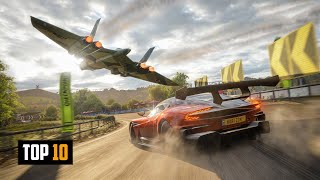 Top 10 Racing Games For Android 2018 | High Graphics Racing Games Android Offline