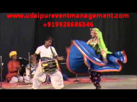 Rajasthani Ghoomer Dance - udaipur event management