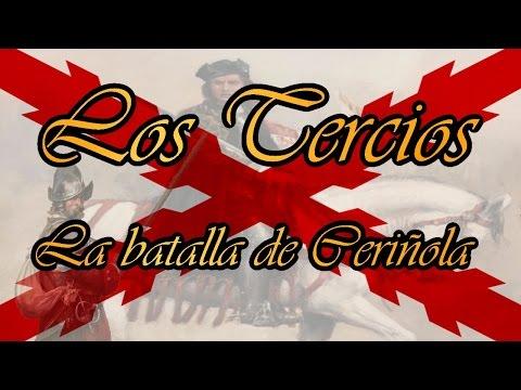 Los Tercios Españoles. La batalla de Ceriñola.