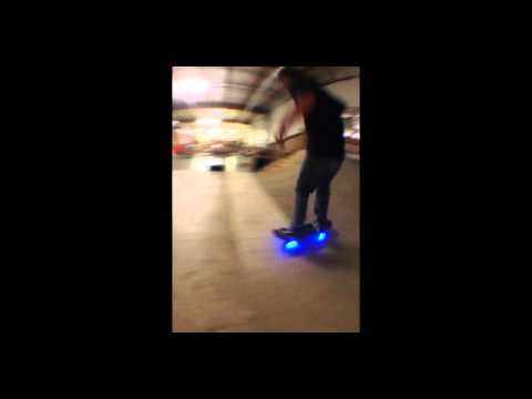 Sunset Flare LED Wheels
