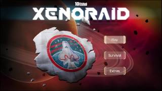 XENORAID by 10Tons Ltd. PS4 Gameplay Part 1.