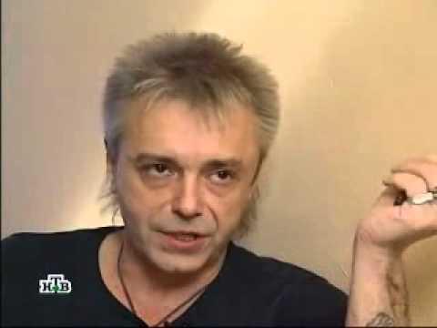 """К.Кинчев, отрывок программы """"Трудно быть с Богом"""" из цикла """"Русские сенсации"""" (2007)"""