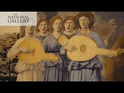 Heavenly choirs | Angel Trail | The National Gallery, London