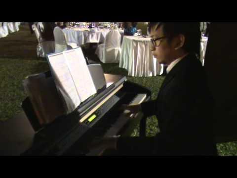 終身美麗 Piano Solo@The Hong Kong Jockey Club Beas River Country Club