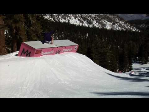 Mammoth Mountain Snowboard Montage HD!