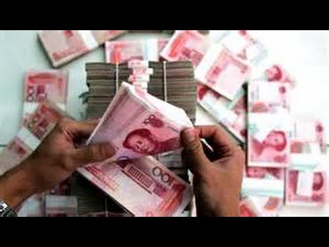 "China Yuan devalues for the 3rd straight day ""currency war coming""?"