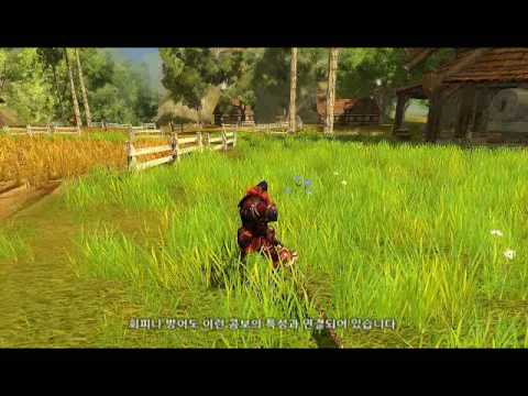 RaiderZ - Gameplay - Basic Control