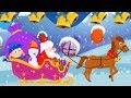 cascabeles  canciones navidenas para ninos  vacaciones canciones  Feliz Navidad  Jingle Bells -