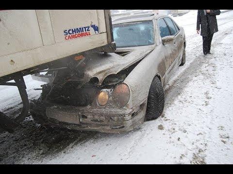 Самые Самые аварии января 2018 г.
