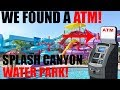 (ABANDONED!) SPLASH CANYON WATER PARK // WE GOT TO THE TOP! //