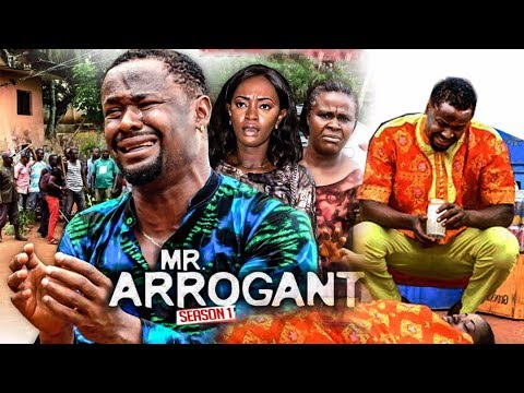 Mr Arrogant Nigerian Movie 2017 [Season 1] - Zubby Michael, Luchy Donalds