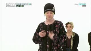 BIGBANG dances to popular kpop girl group songs in 2016