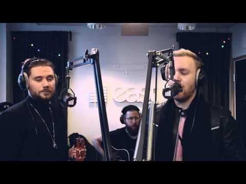 Victor och Natten - Flyger du så flyger jag (Live @ East FM)