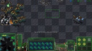[HD] 1:5 Protoss vs. Terrans Fastest Map (Starcraft Remastered)