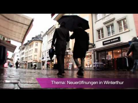 Location TV: Winterthur, Untertor & Marktgasse