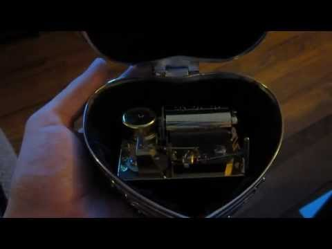 Davy Jones Music Box (Locket theme)