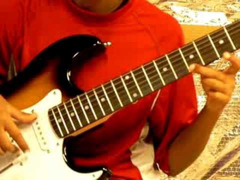 Tujhe Dekha to ye jana sanam guitar tutorial
