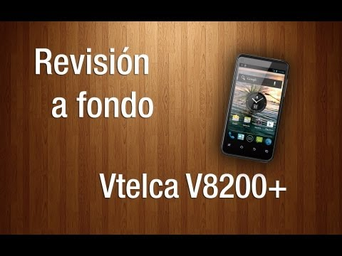Revisión a fondo - Vtelca V8200+
