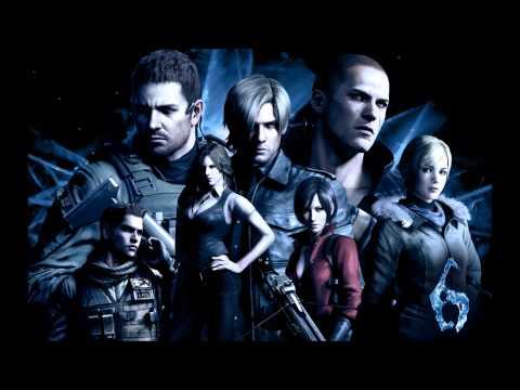 Resident Evil 6 Guitar Song Extended