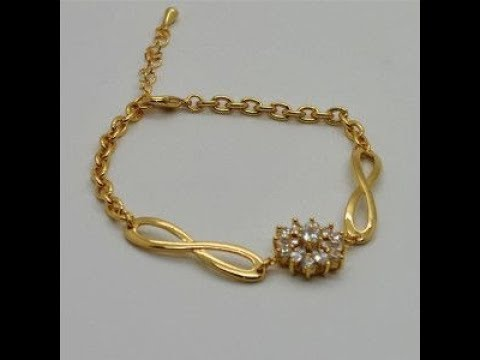 GOLD BRACELET | STUD | DESIGNS | Fashion Ki Duniya