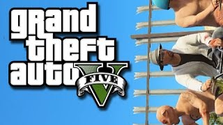 "GTA 5! -  The Crew Vacation!! (GTA 5 ""Best"" Skit Ever!)"
