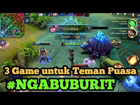 3 Game android seru buat Ngabuburit