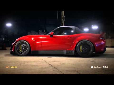 Возвращение тюнинга в Need for Speed
