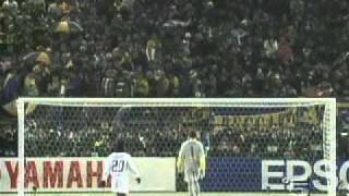 Intercontinental 2003: Boca - Milan (Penales) (Relatos en Italiano)