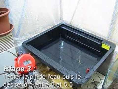 Hydroponie videolike - Tuto culture indoor ...