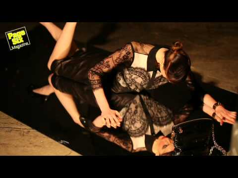 Aliana Lohan focuses on modeling - New York Post