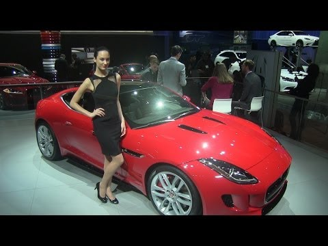 Hot New Cars Of The La Auto Show And The Sexy Women Who Love 'em video
