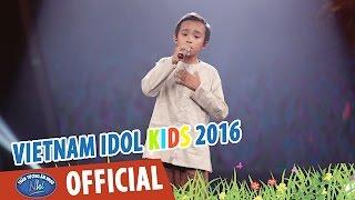 THẦN TƯỢNG ÂM NHẠC NHÍ 2016 - CHUNG KẾT - BÀ NĂM - HỒ VĂN CƯỜNG - FULL HD